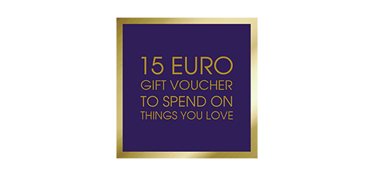 15 Euro Gift Voucher
