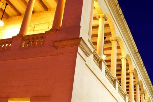 AX Palazzo Capua - Facade