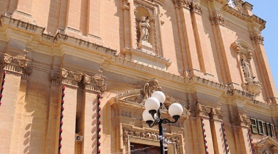 Our Lady of the Sacred Heart - Churches in Sliema