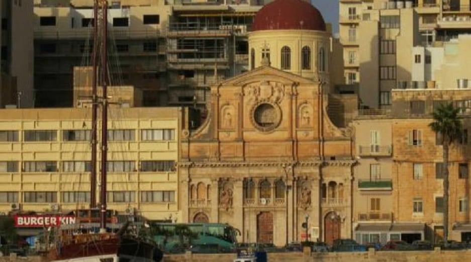 Parish Church of Jesus of Nazareth - Churches in Sliema