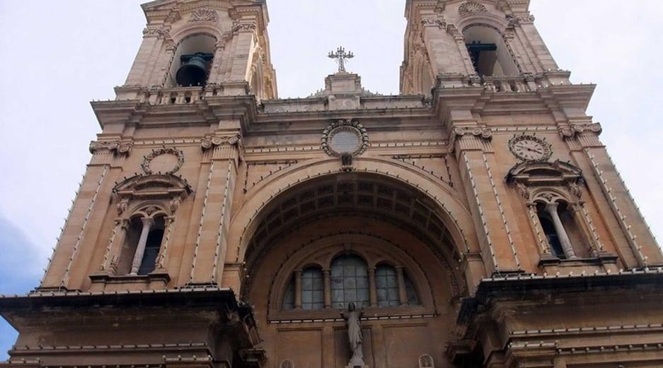Stella Maris Sliema - Churches in Sliema