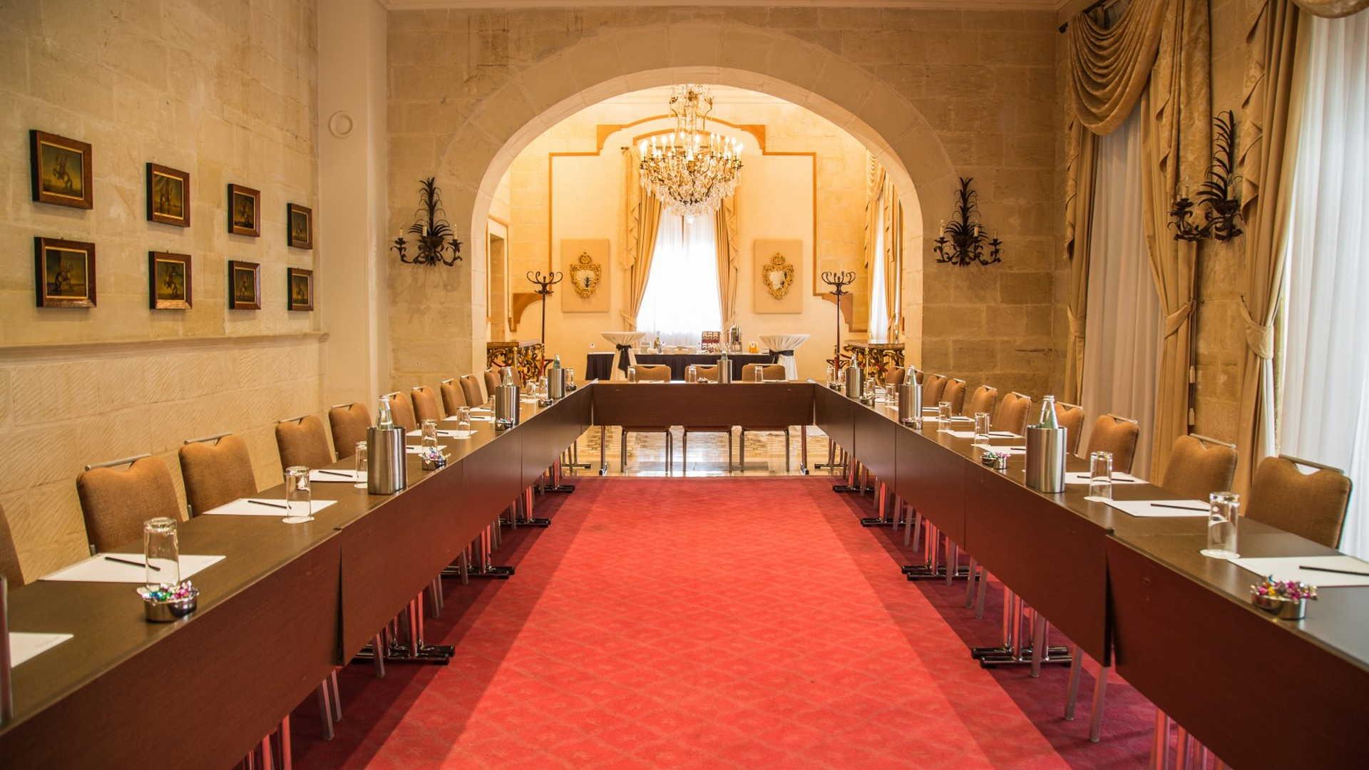 AX Palazzo Capua - Conference Hall