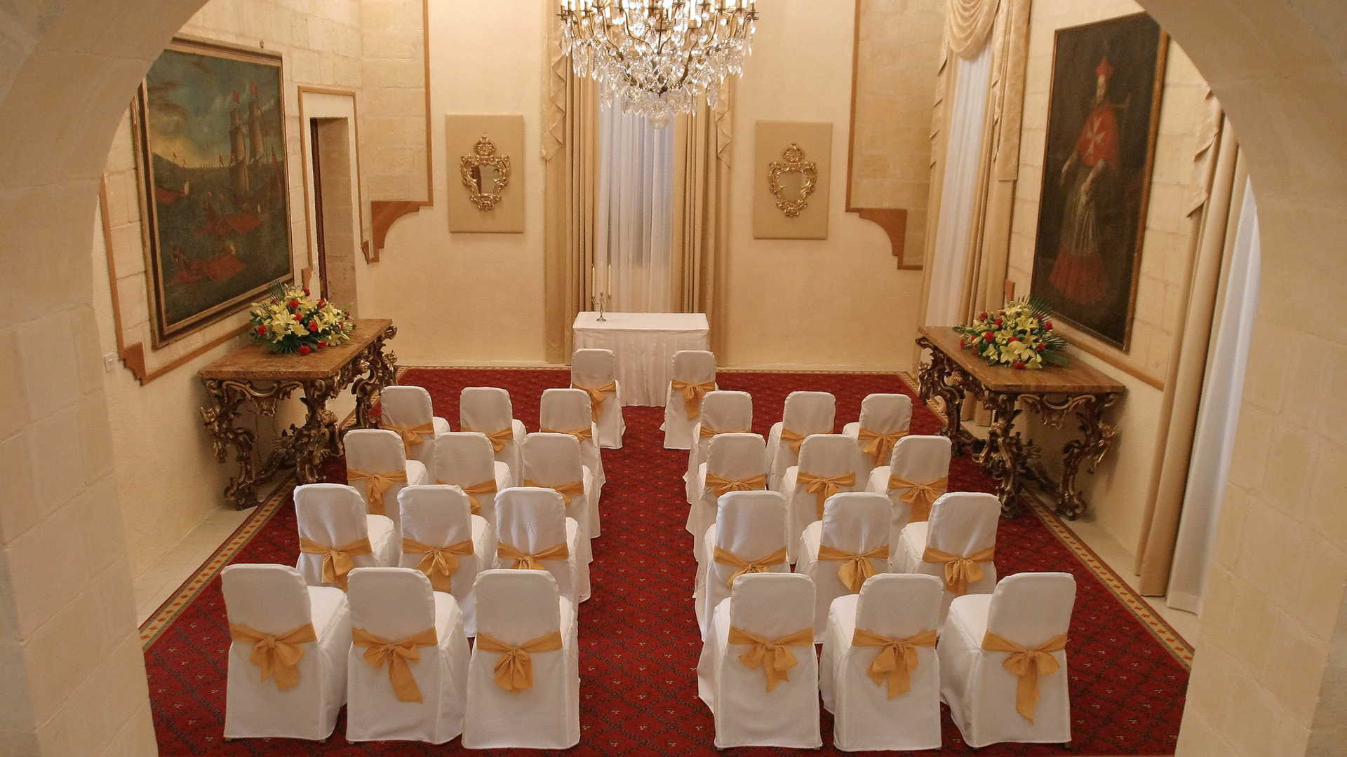 AX Palazzo Capua - Wedding Event