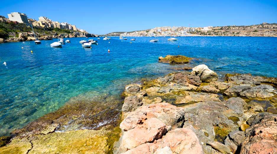 Beaches, Malta