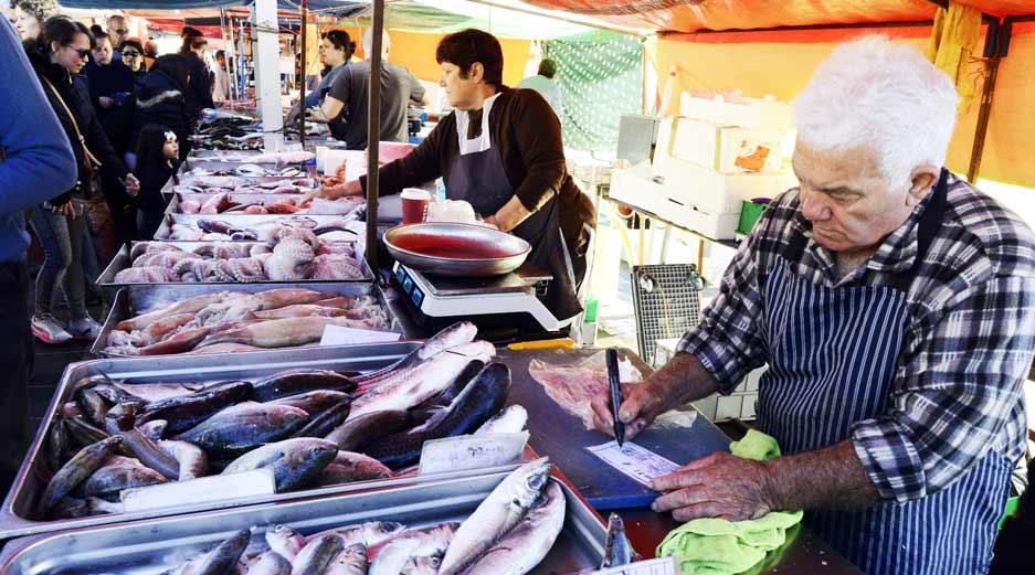 Fish Market Malta